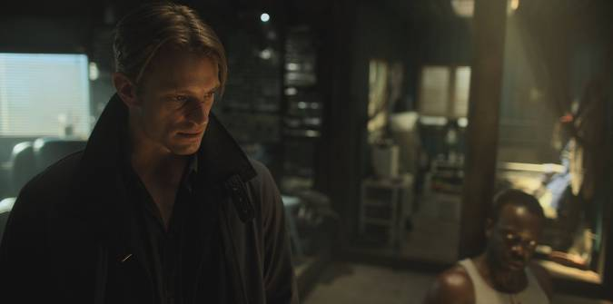 altered carbon temporada 2 takeshi kovacs