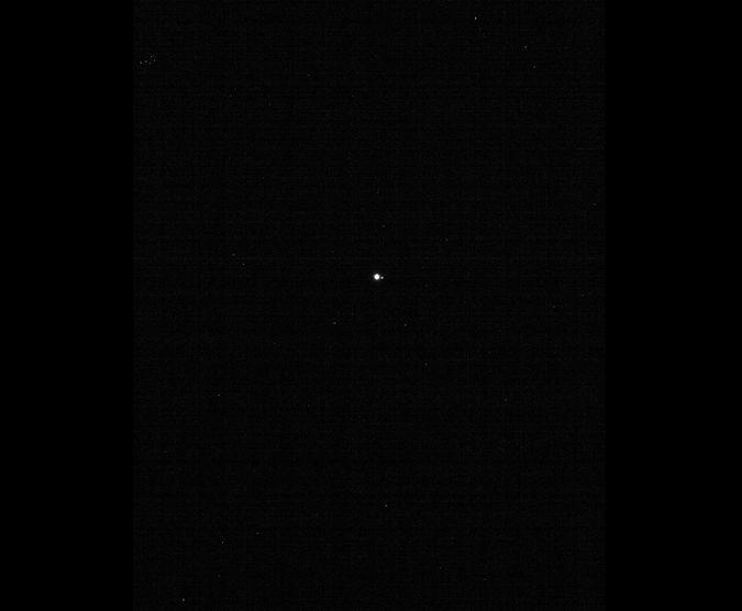 Esta foto de la Tierra a 60 millones de kilómetros es realmente espectacular