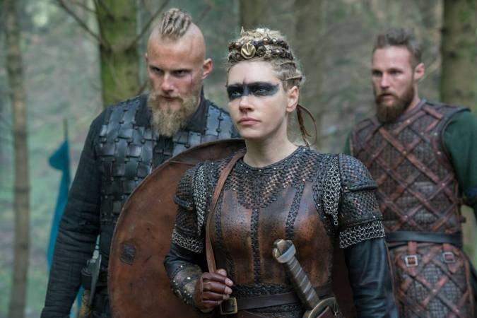 vikings temporada 6 lagertha
