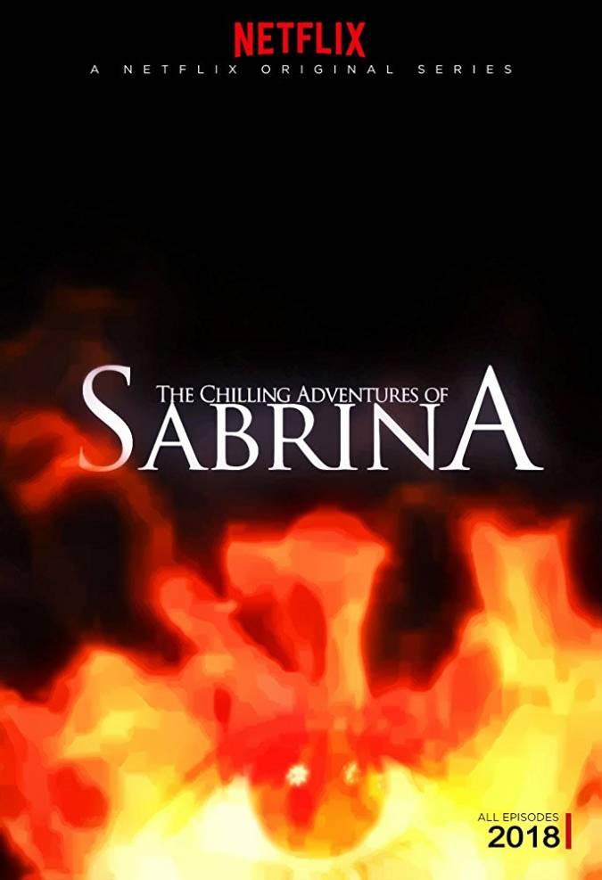 sabrina netflix poster