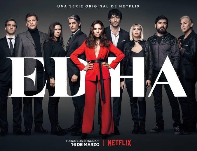 La primera serie argentina de Netflix — Edha