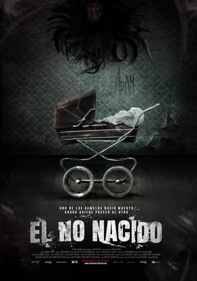 el no nacido poster