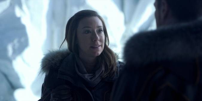 lost in space molly parker