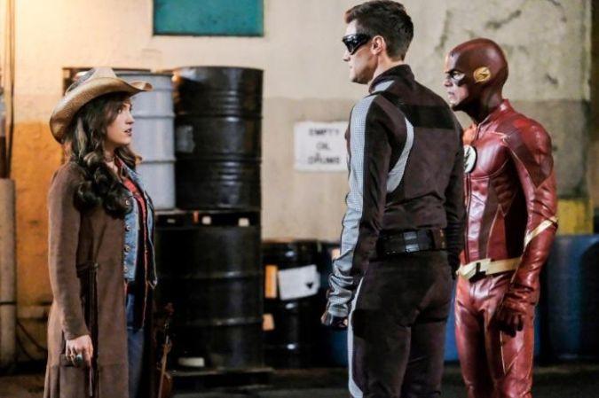 the flash the cw temporada 4
