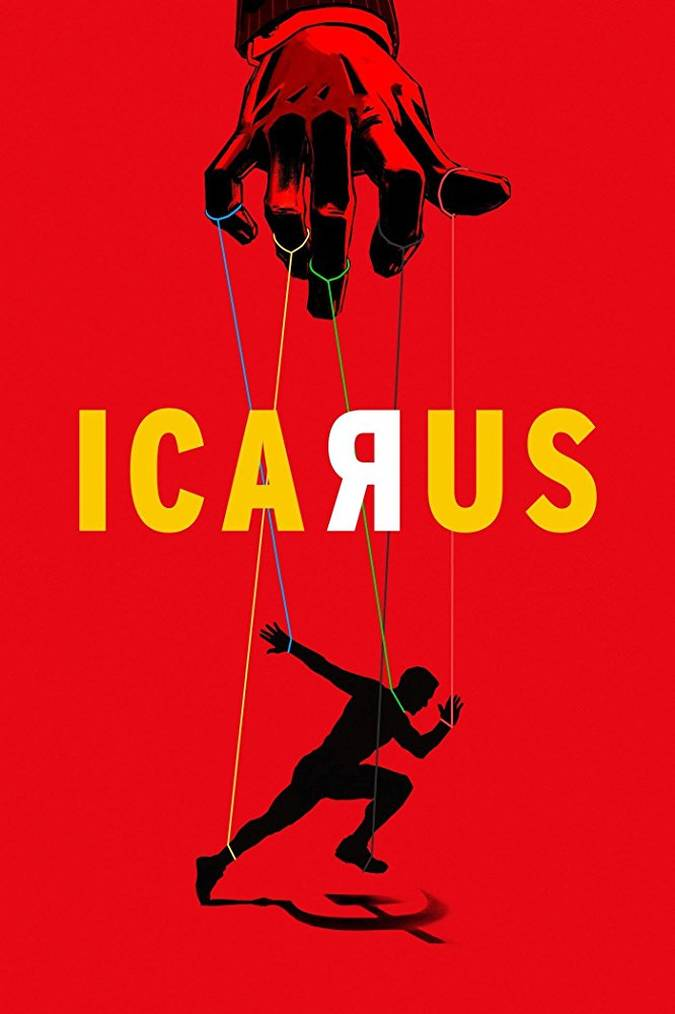 icarus poster netflix