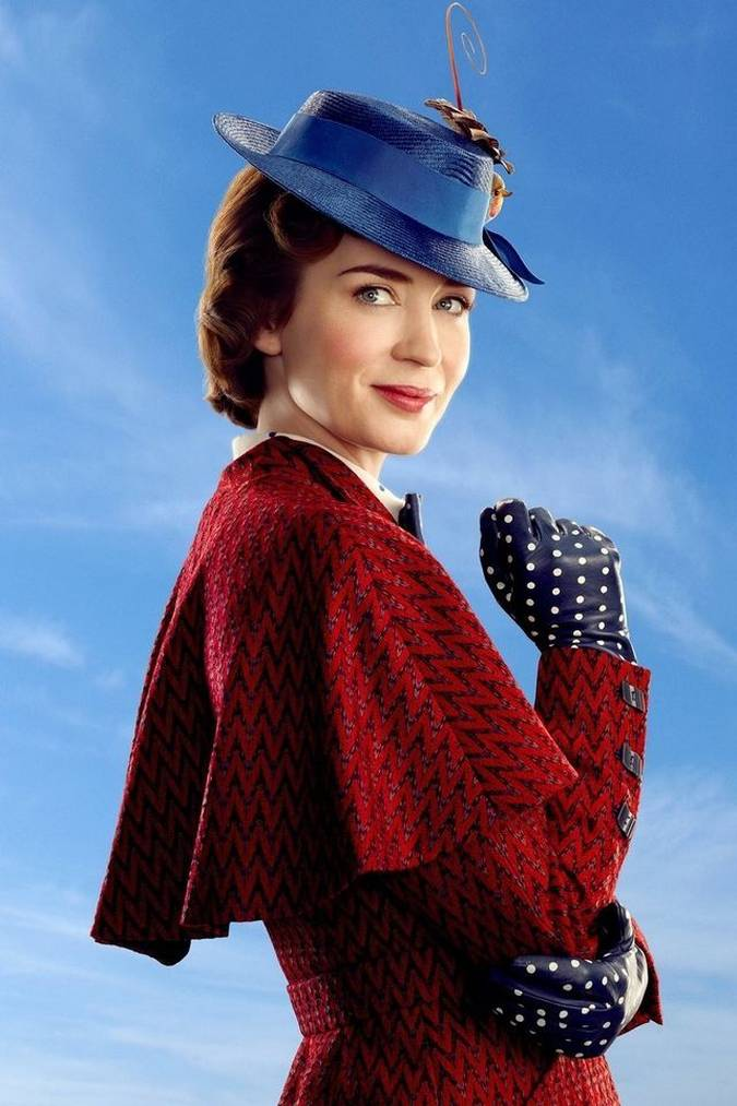 mary poppins return emily blunt
