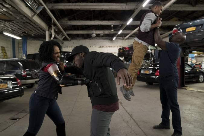 luke cage temporada 2 fotos netflix misty knight