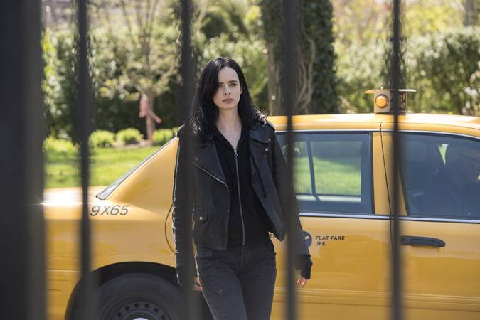 jessica jones temporada 2 krysten ritter