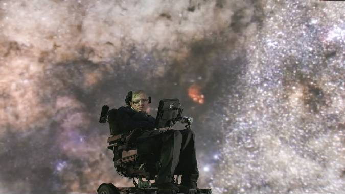 stephen hawking national geographic