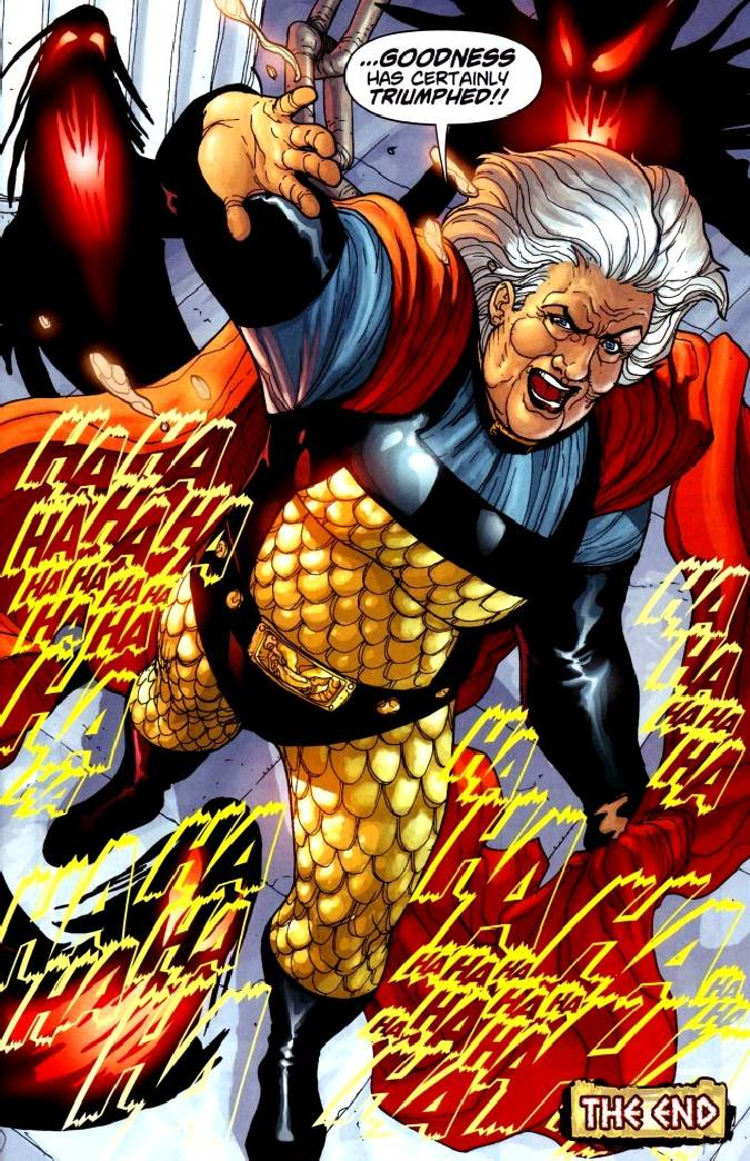 granny goodness dc comics new gods