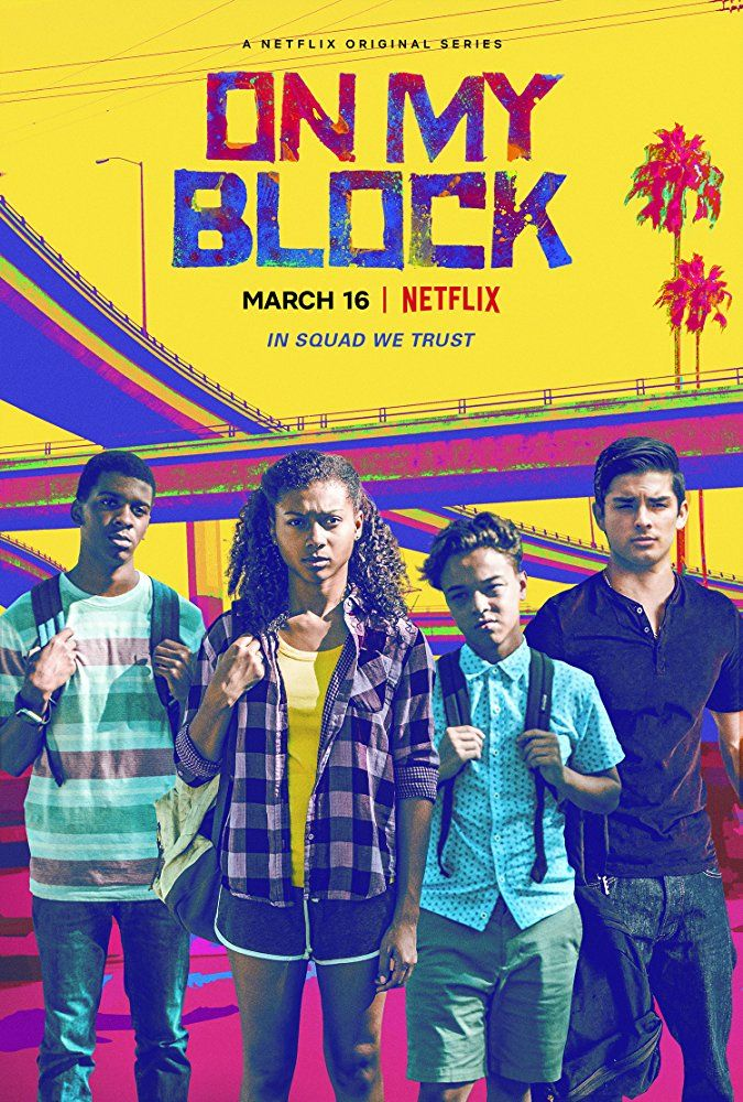 on my block temporada 1 netflix