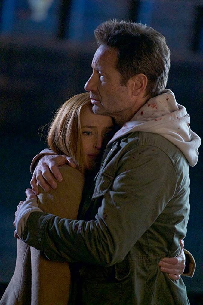 the x-files temporada 11 final mulder scully