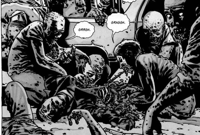 the walking dead tobin muerte comic
