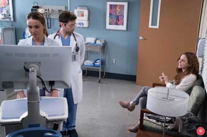 greys anatomy 14x21 alex jo enfermera olivia