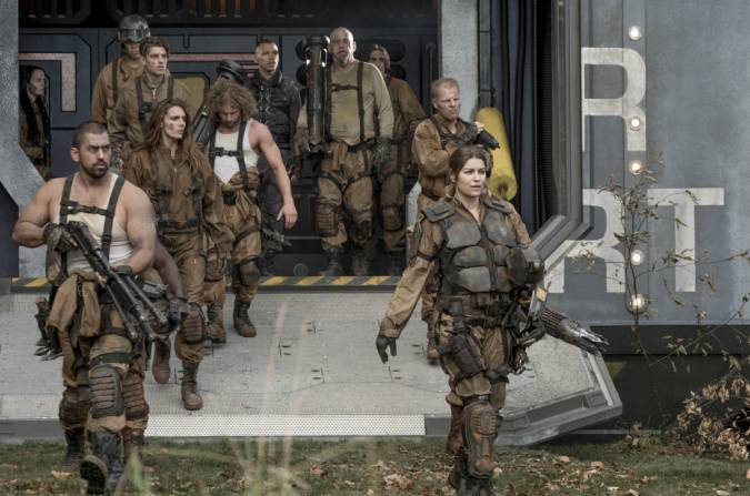 the 100 5x01 fotos temporada 5 episodio 1