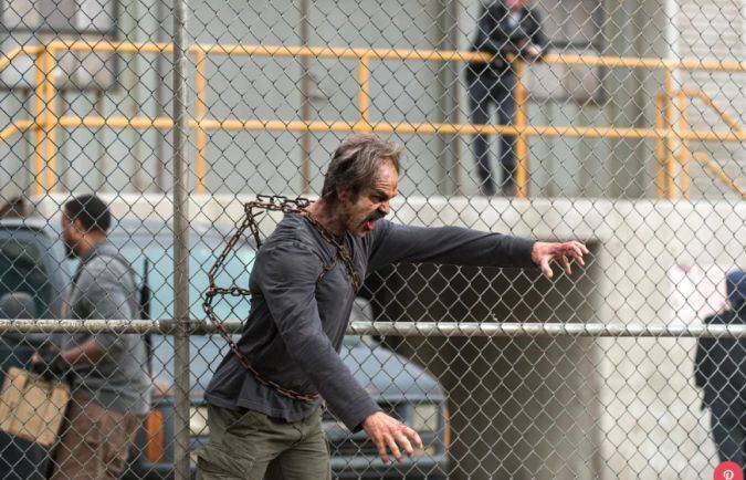The walking dead temporada 8 amc steve ogg