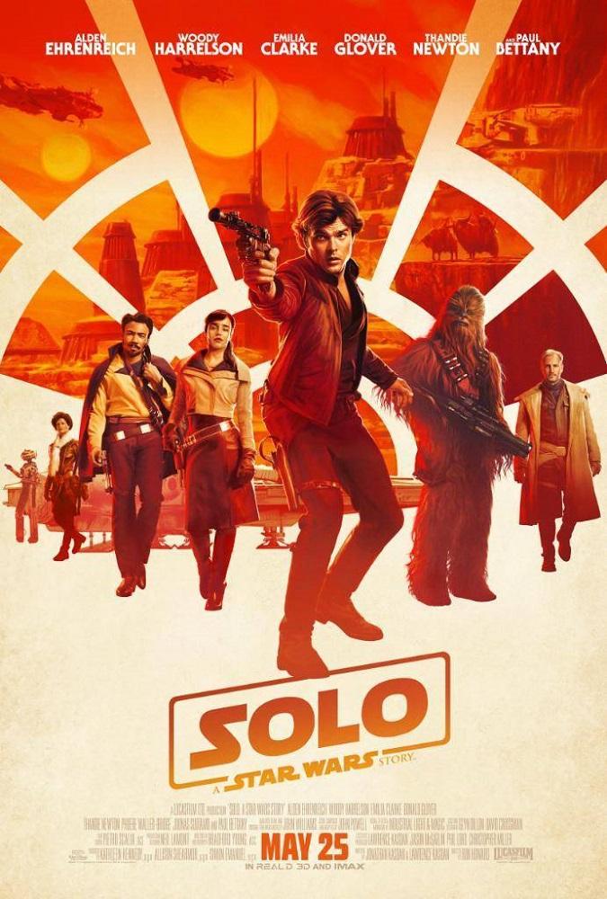 Solo a star wars story vidoe fotos