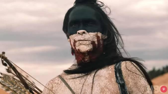 westworld temporada 2 Zahn McClarnon akecheta