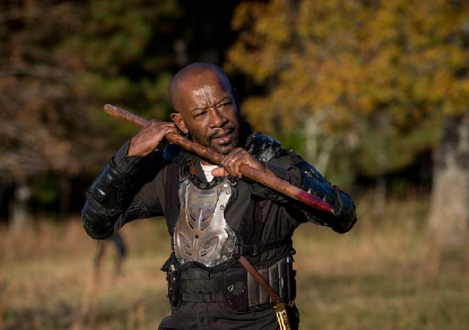 the walking dead 8x16 morgan jones
