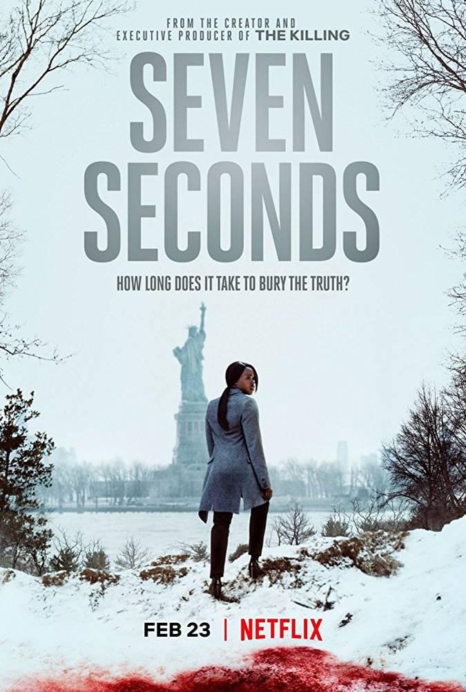 seven seconds temporada 2 cancelacion