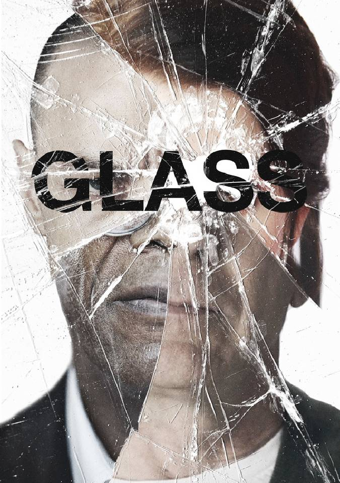 glass poster pelicula split