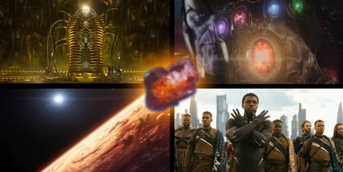 avengers infinity war gema del alma