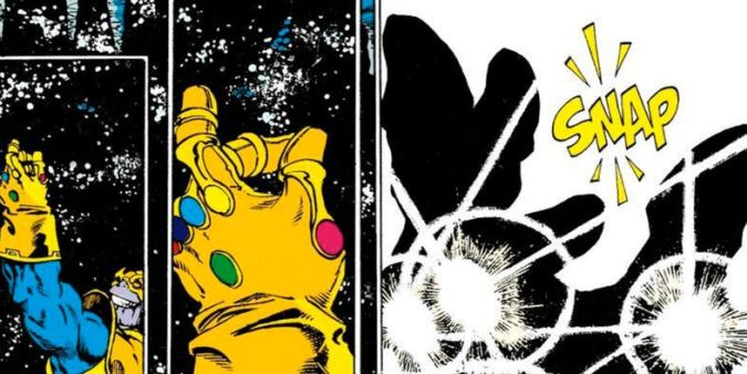 avnegers infinity war comic marvel