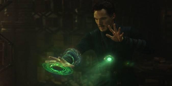 avengers 4 doctor strange titulo