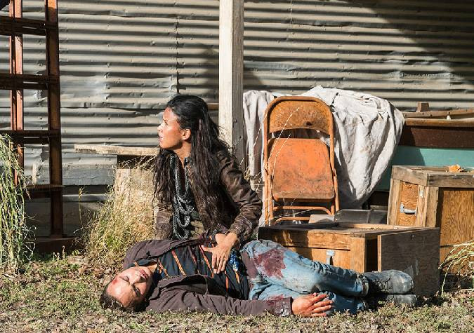 fear the walking dead 4x03 nick clarke muerte luciana