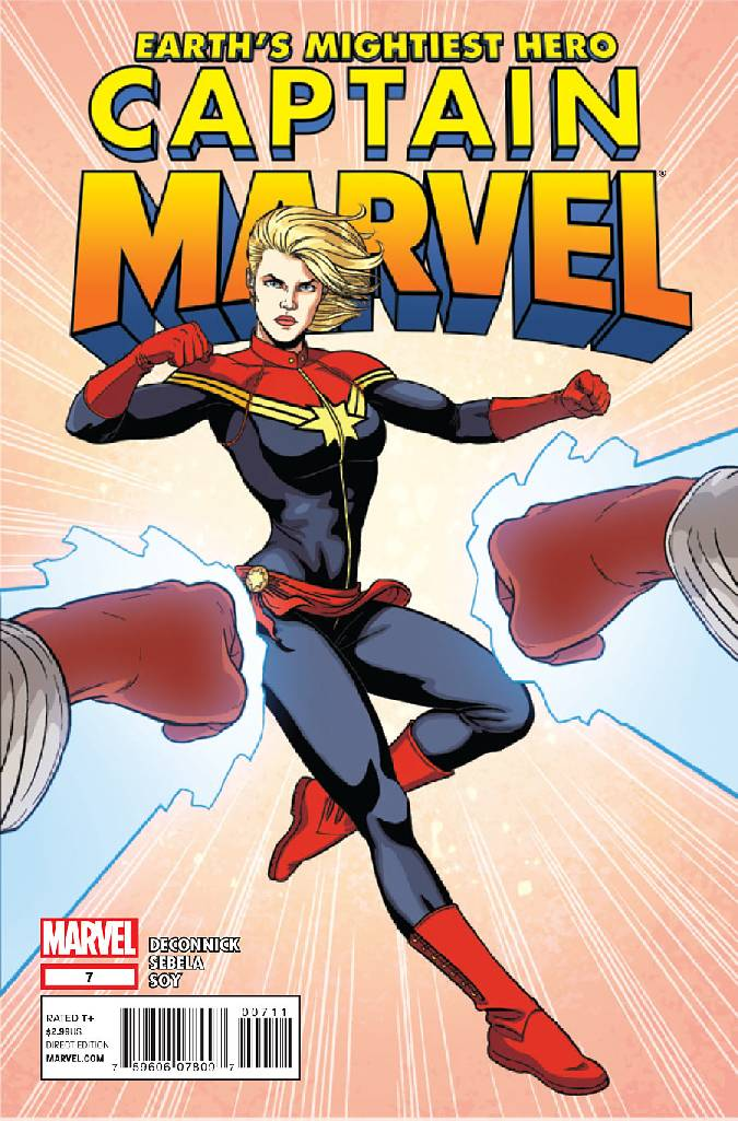 captain marvel carol danvers marvel comics