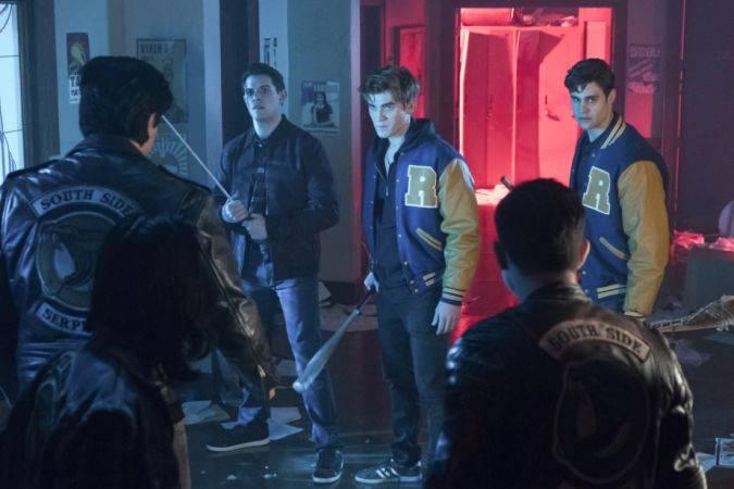 Riverdale temporada 2 the cw