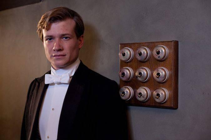 outlander temporada 4 Ed Speleers Stephen Bonnet