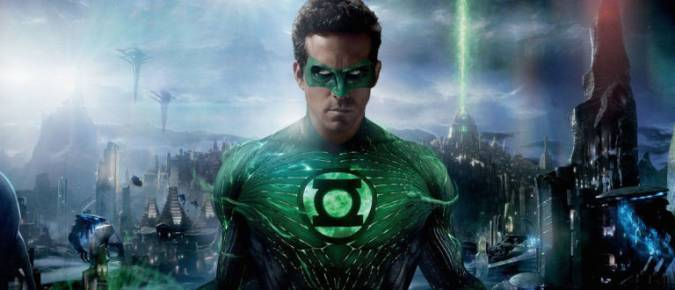 green lantern ryan reynolds