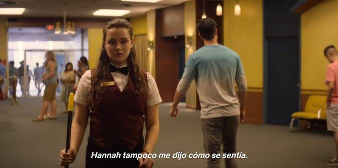 13 reasons why temporada 2 hannah zach