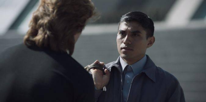 Luis miguel la serie 1x06 cadete tello