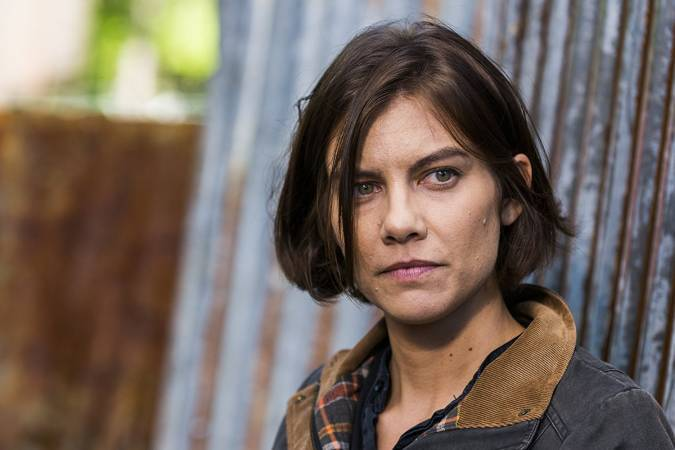 the walking dead lauren cohan maggie temporada 9