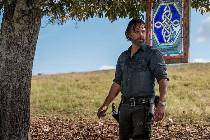 the walking dead temporada 9 rick grimes muerte