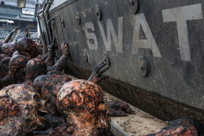 fear the walking dead 4x08 walkers