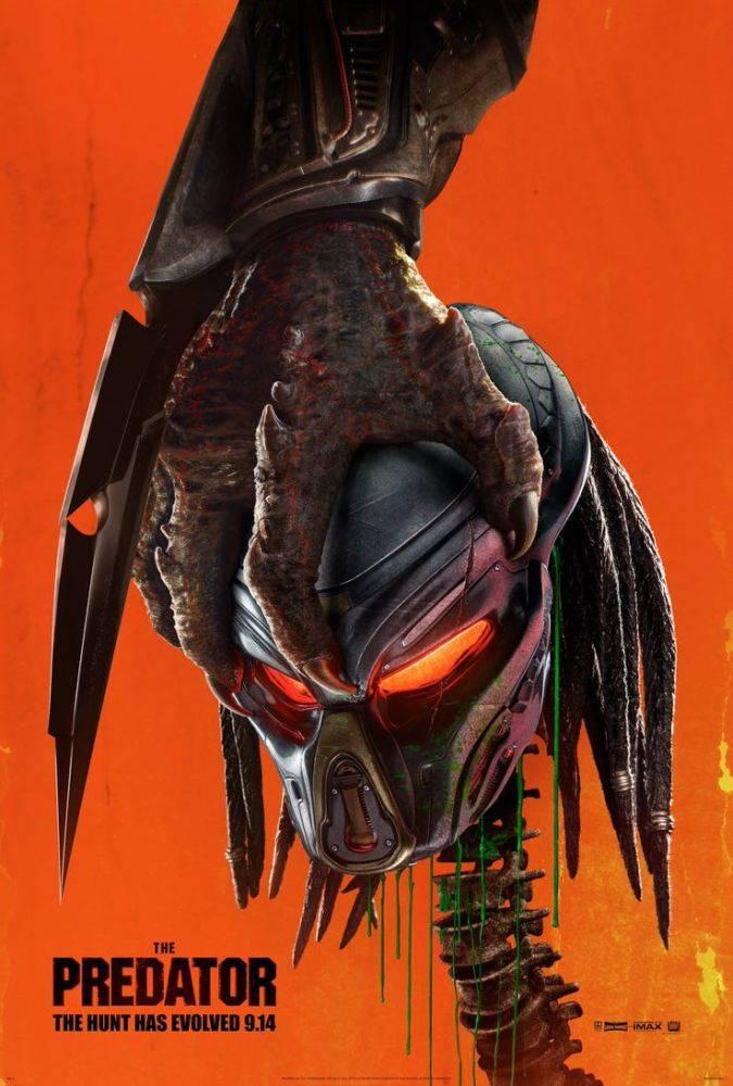predator trailer depredador