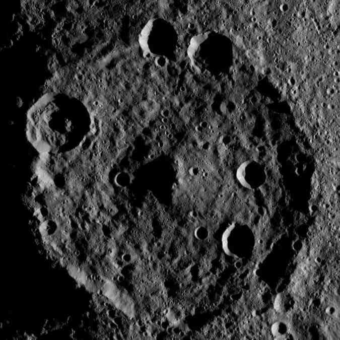 NASA,Dawn