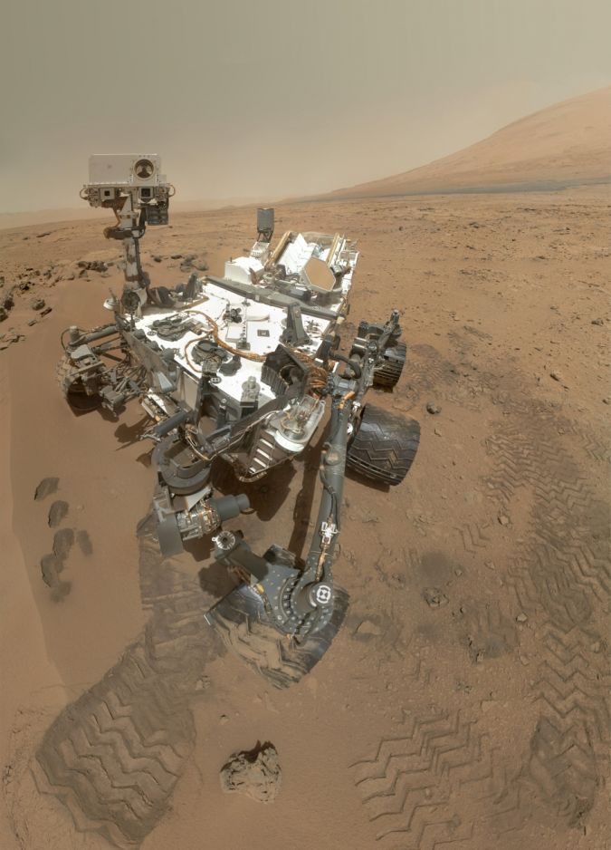 NASA,Marte