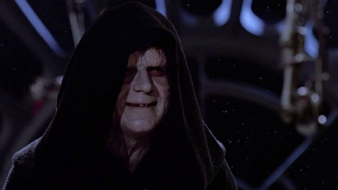 star wars episodio 9 darth sidious emperador palpatine