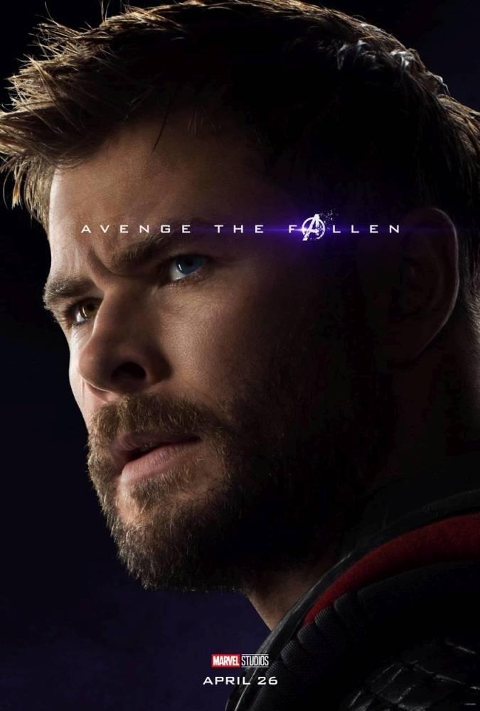 thor,avengers endgame