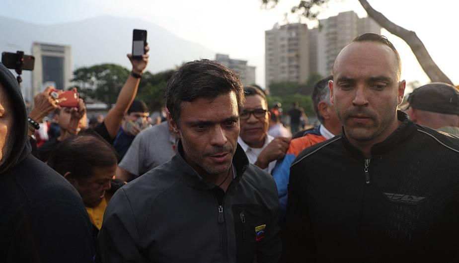 Venezuela,Leopoldo Lopez