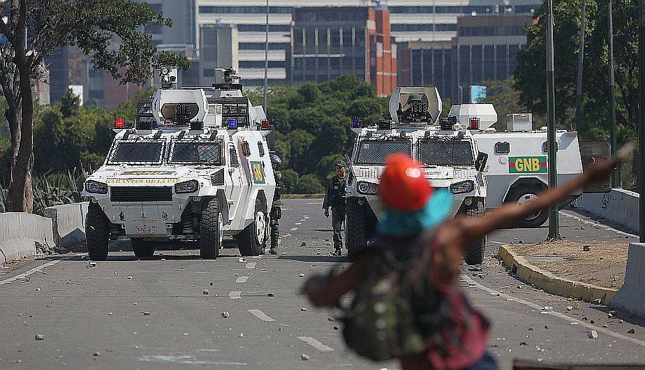 venezuela,levantamiento militar