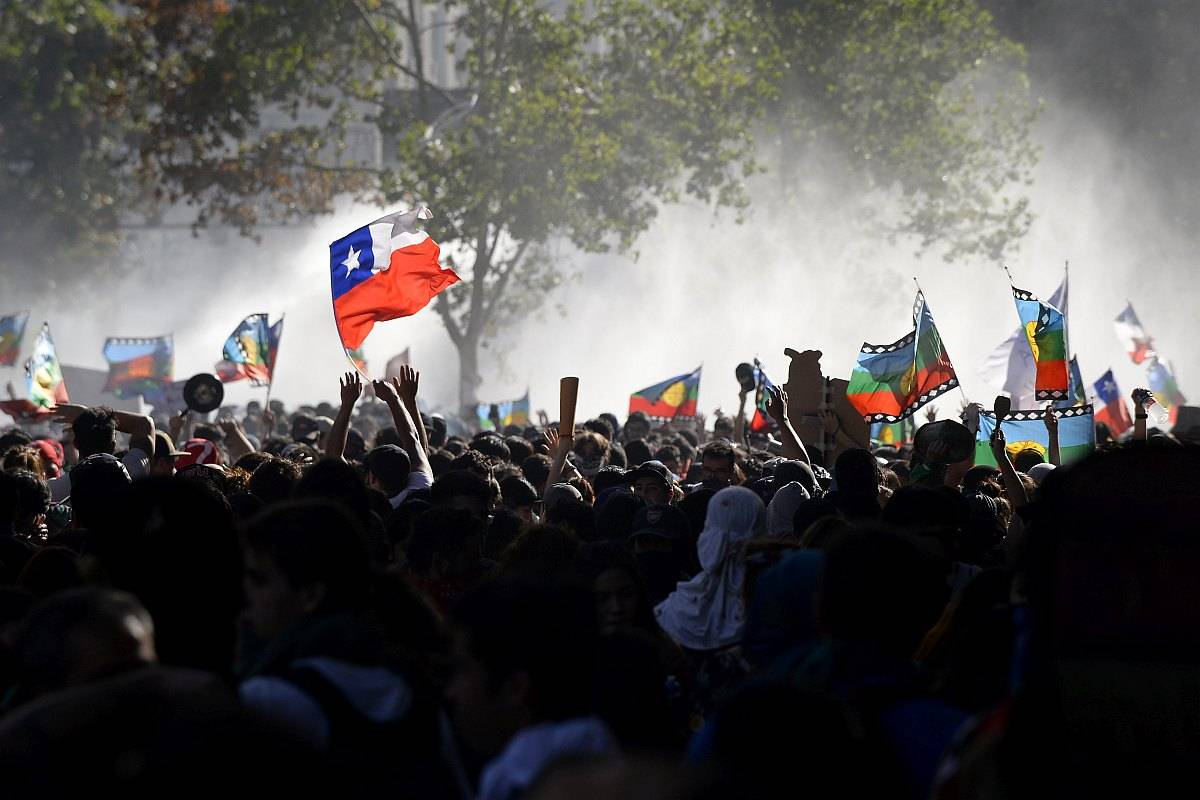 protestas chile 2019