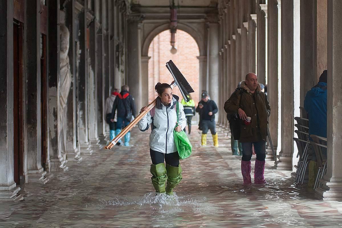 venecia,inundaciones