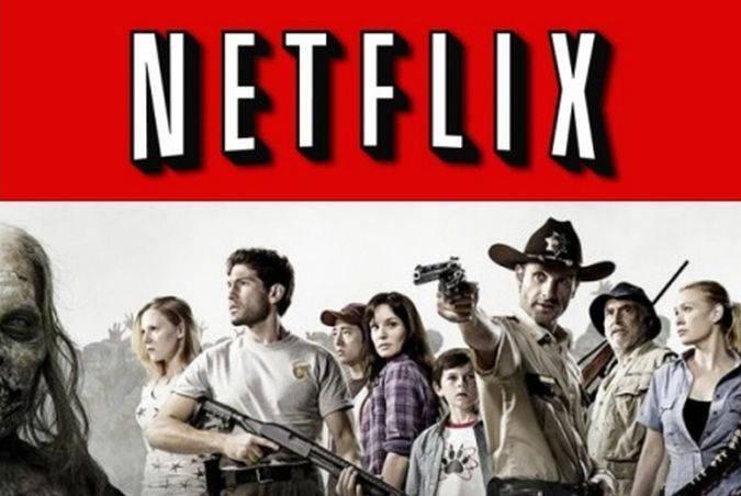 Walking Dead 8 Netflix