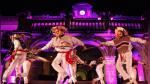 México celebra Navidad y sus tradiciones con mágico espectáculo del ballet folclórico - Noticias de coral