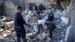 ONU no distribuye ayuda humanitaria a la zona sitiada en Siria desde noviembre - Noticias de al raqa